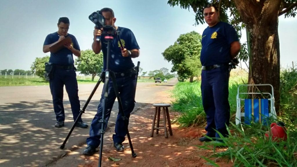 Operação Radar vai fiscalizar motoristas em rodovia que dá acesso à Represa Laranja Doce, em Martinópolis - Noticias