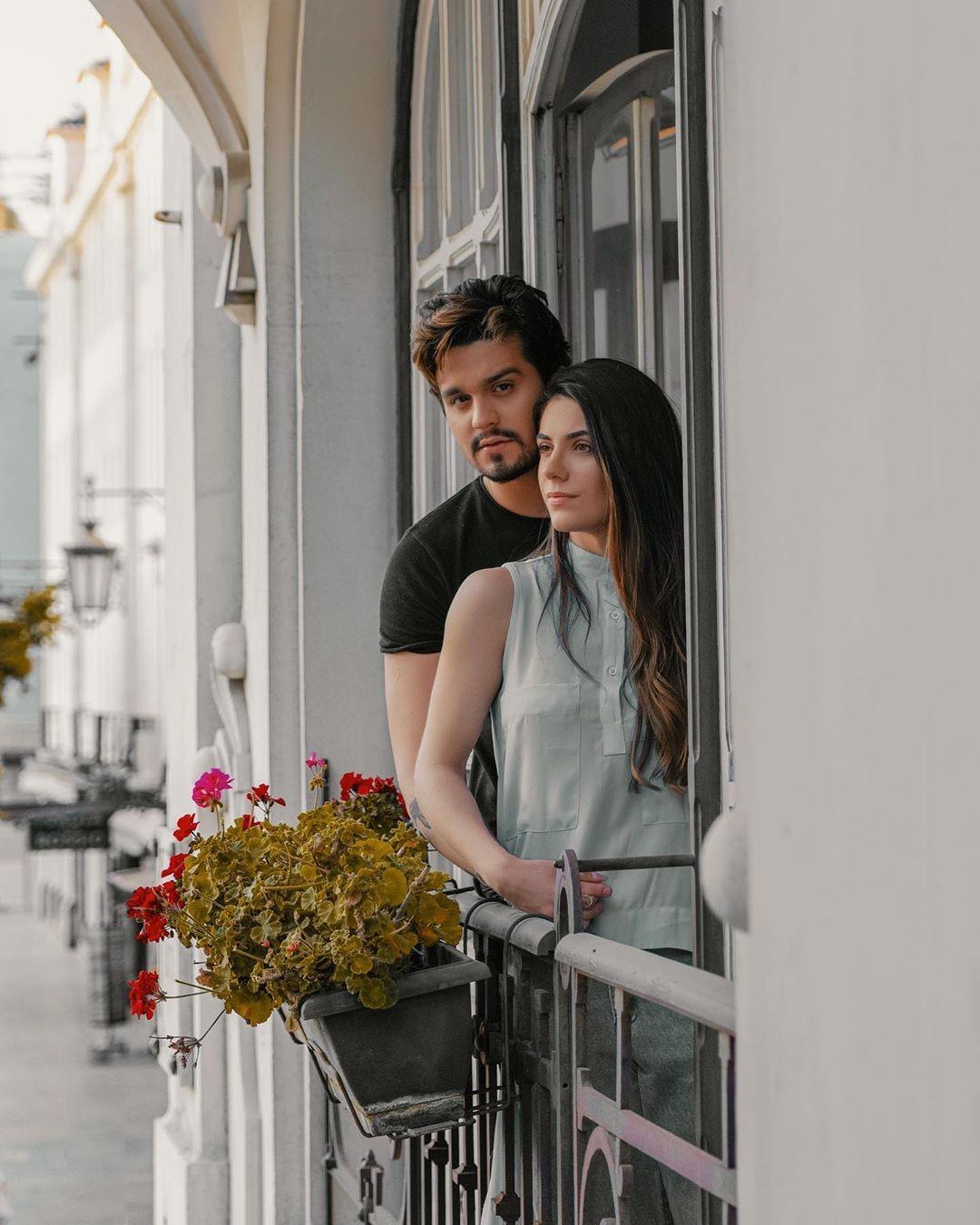 Luan Santana pede Jade Magalhães em casamento durante passeio de balão: 'Agora me sinto pronto' - Notícias - Plantão Diário