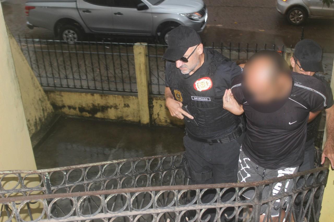 Padrasto suspeito de estuprar criança de 5 anos é preso em Macapá; ele estava foragido - Noticias