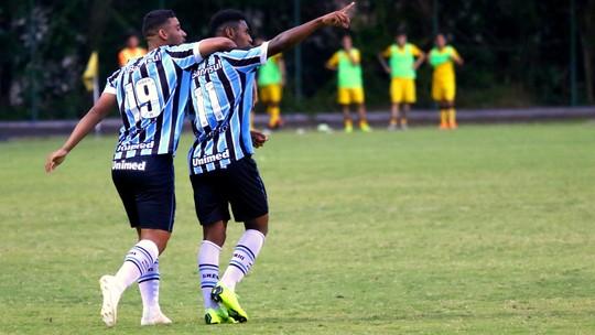 Foto: (Rodrigo Fatturi / Grêmio F.B.P.A.)