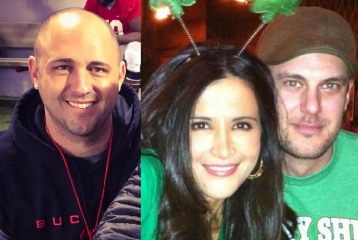 O técnico Zach Smith acusa o amigo Tom Herman de ter traído a esposa repetidas vezes (Foto: Twitter)