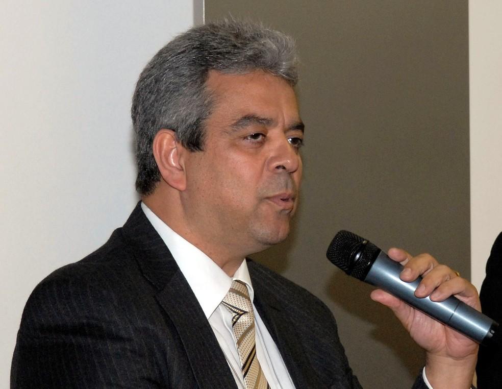 Darcton Policarpo Damião, indicado pelo ministro Marcos Pontes (Ciência e Tecnologia) para diretor interino do Inpe — Foto: Miguel Angelo/Portal da Indústria