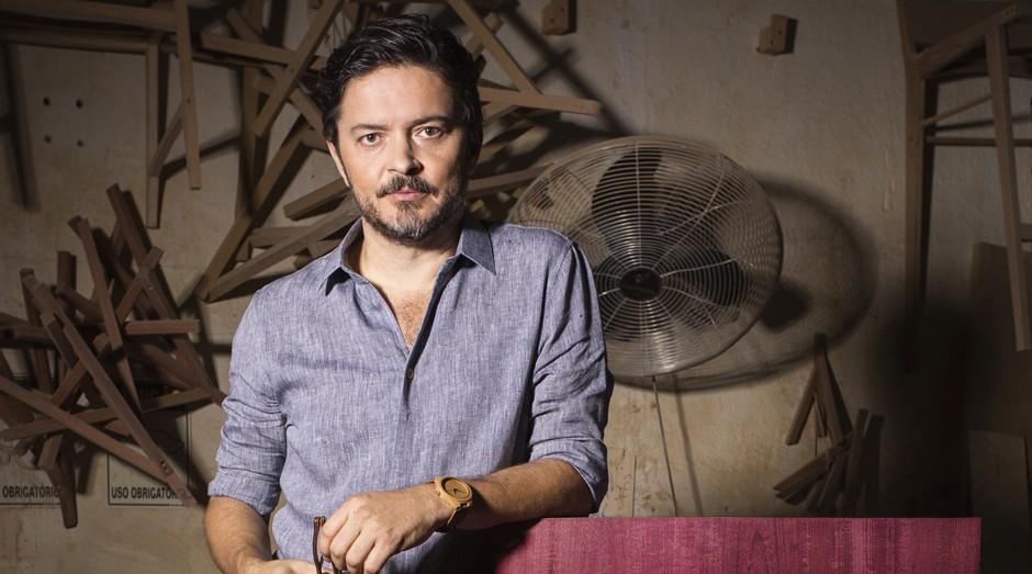 Paulo Alves, especializado em peças artesanais e sustentáveis: Estou tendo acesso aos principais eventos do mercado nos EUA (Foto: Divulgação)