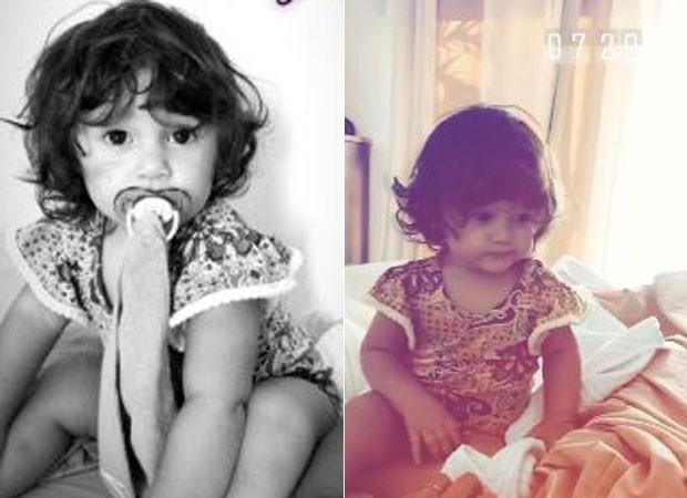 Madalena, filha de Yanna e Bruno (Foto: Reprodução/Instagram)