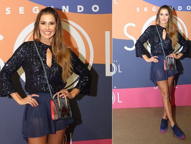 Deborah Secco (Foto: Daniel Janssens/ Ed.Globo)