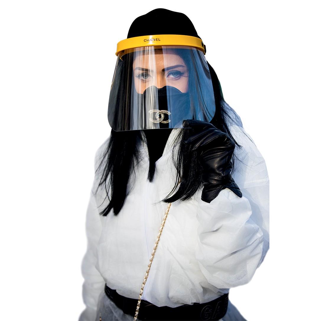 Epidemia do engajamento -  Máscaras se tornaram o acessório da nova década (Foto: Divulgação)