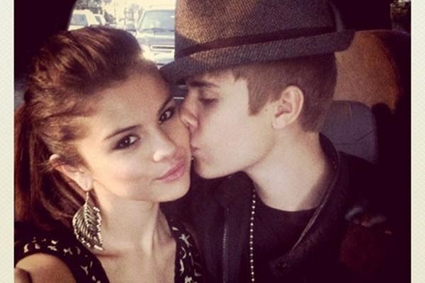 Selena Gomez e Justin Bieber (Foto: Instagram)