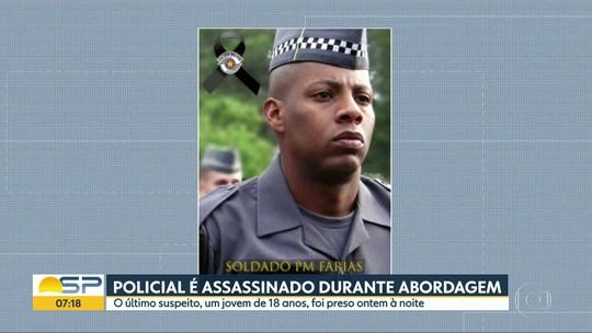 Suspeito de matar soldado da PM na Zona Sul de SP se entrega à polícia