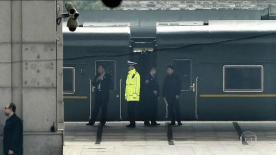 Imprensa diz que Kim Jong-un pode ter feito visita a Pequim