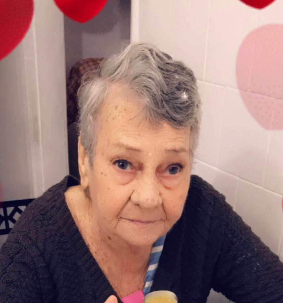 Irene Freitas é uma das vítimas do incêndio no Badim â?? Foto: Reprodução/Redes Sociais