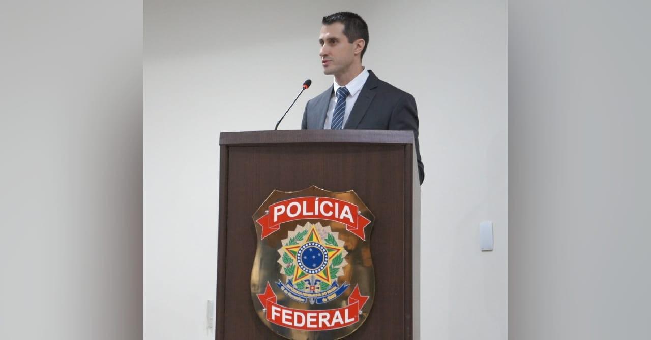 Novo superintendente Regional da Polícia Federal no Ceará é nomeado