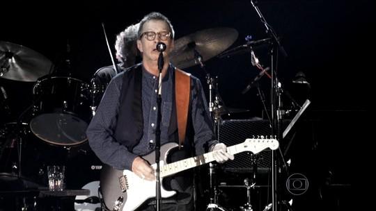 Eric Clapton chega aos 70 anos como um dos melhores guitarristas vivos do mundo