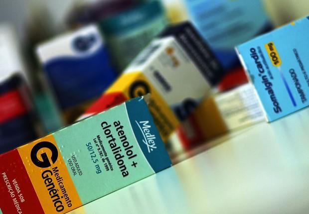 Remédios mais caros ; medicamentos ; genéricos ; saúde ;  (Foto: Fernanda Carvalho/Fotos Públicas)
