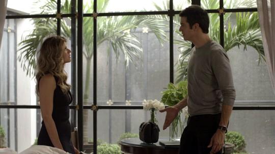 Teaser: Maria Pia revela a Eric plano para destrui-lo