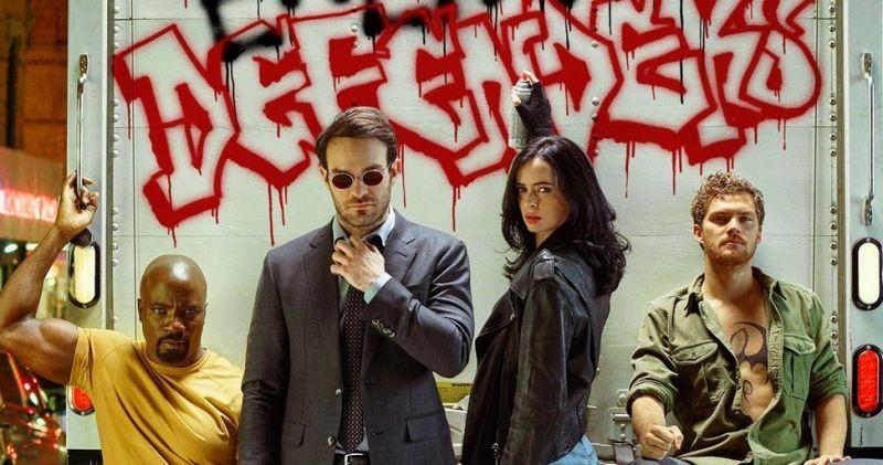 Os Defensores (Foto: Reprodução/ Netflix)