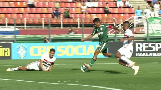 Joia do Palmeiras festeja título da Copa do Brasil e mira Mundial Sub-17 com a Seleção