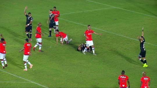 Melhores momentos: Vasco 1 x 1 Atlético-PR pela 34ª rodada do Campeonato Brasileiro