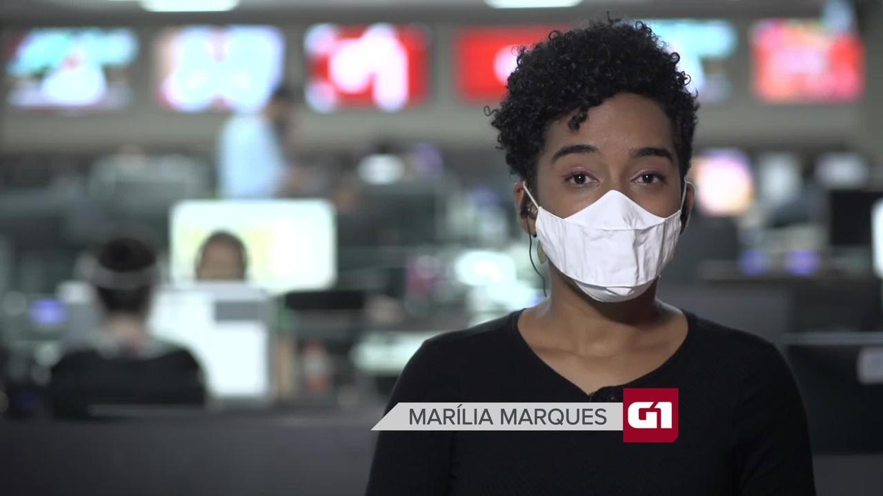 G1 em 1 Minuto: Agência vistoriada por presidente do INSS reabre sem perícia médica