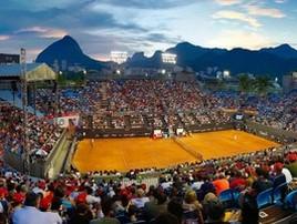 AO VIVO: veja o 4º dia do Rio Open, com duelo brasileiro (Nelson Toledo/RioOpen/Divulgação)
