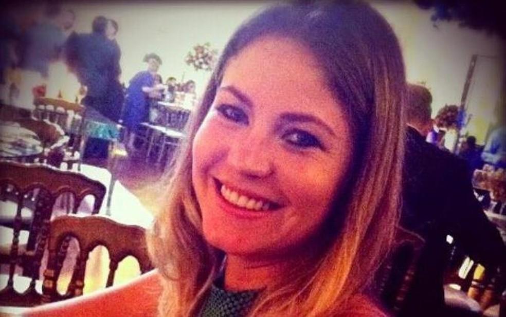 Patrícia morreu aos 36 anos, em Cascavel — Foto: Arquivo pessoal/Imagem cedida