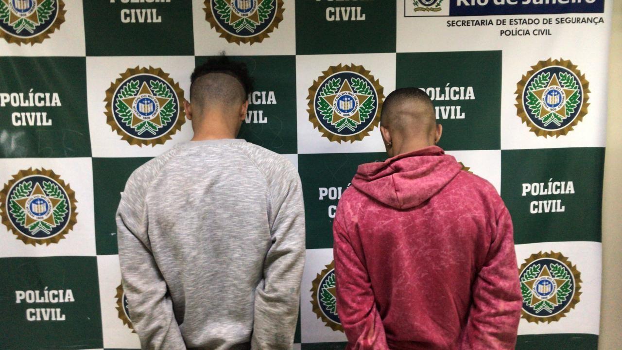Dois suspeitos de matar homem a tiros são presos em Petrópolis, no RJ