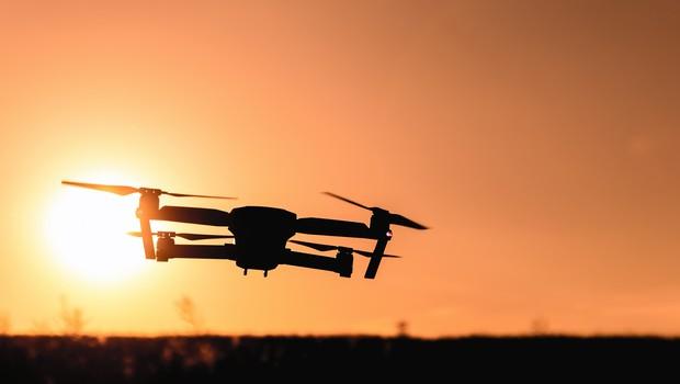 Guerra com drones uma nova realidade