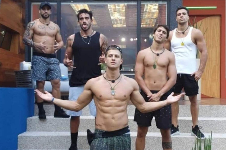 """Homens do BBB 20 aparecem no Google com a definição de """"macho ..."""