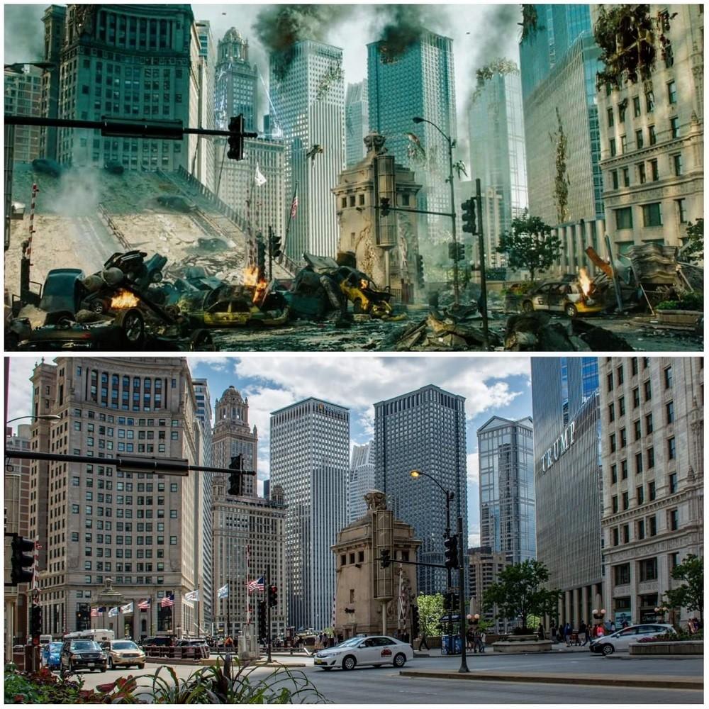 Transformers: O Lado Oculto da Lua. Chicago, Illinois, Estados Unidos. Maio de 2017.  (Foto: Steve Peterson/Reprodução)