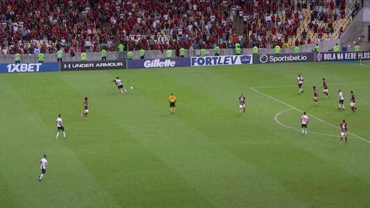 Até Ramon Menezes quis jogar: como Luxemburgo pilhou o Vasco para o clássico