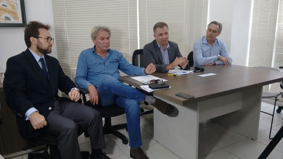 Prefeitura anunciou contratação nesta quarta-feira (12) (Foto: Gabriela Machado/RBS TV)