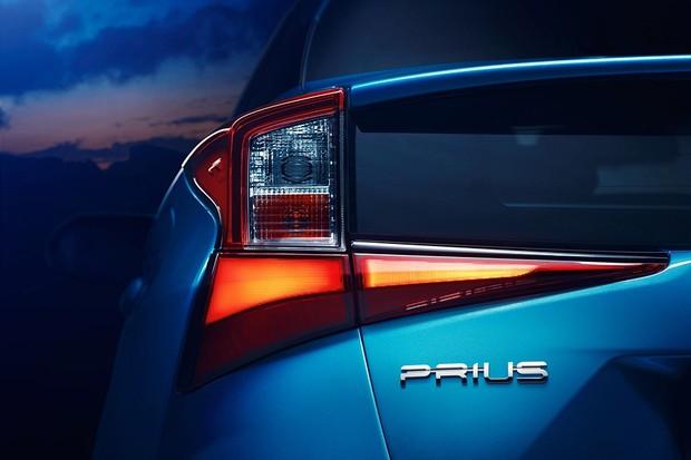 Toyota Prius 2019 reestilizado (Foto: Divulgação)