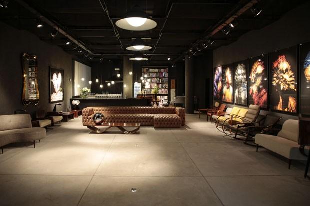 USE Gallery: novo espaço em São Paulo reúne arte, design e gastronomia (Foto: Divulgação)