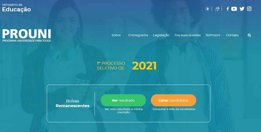 Candidatos aprovados em vagas remanescentes do Prouni têm até esta quinta para entregar documentos nas universidades