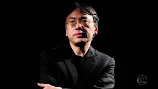 Inglês de origem japonesa Kazuo Ishiguro ganha Nobel de Literatura