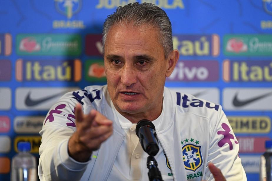 Tite confirma time e reage a críticas sobre tratamento a Neymar:
