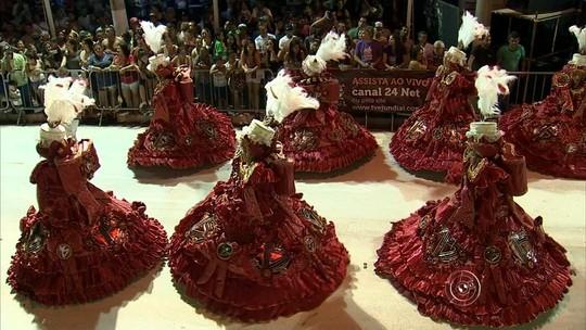 Jundiaí conhece a campeã do carnaval de rua deste ano