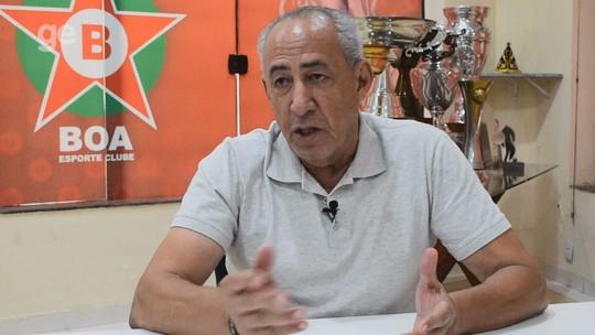 Nedo Xavier fala de necessidade de reforços, Copa do Brasil e metas da temporada; vídeo