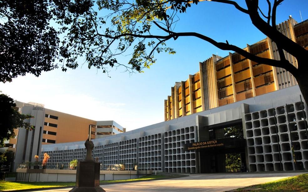Investigação apura denúncia de venda de decisões judiciais no TJ-GO — Foto: Tribunal de Justiça/Divulgação