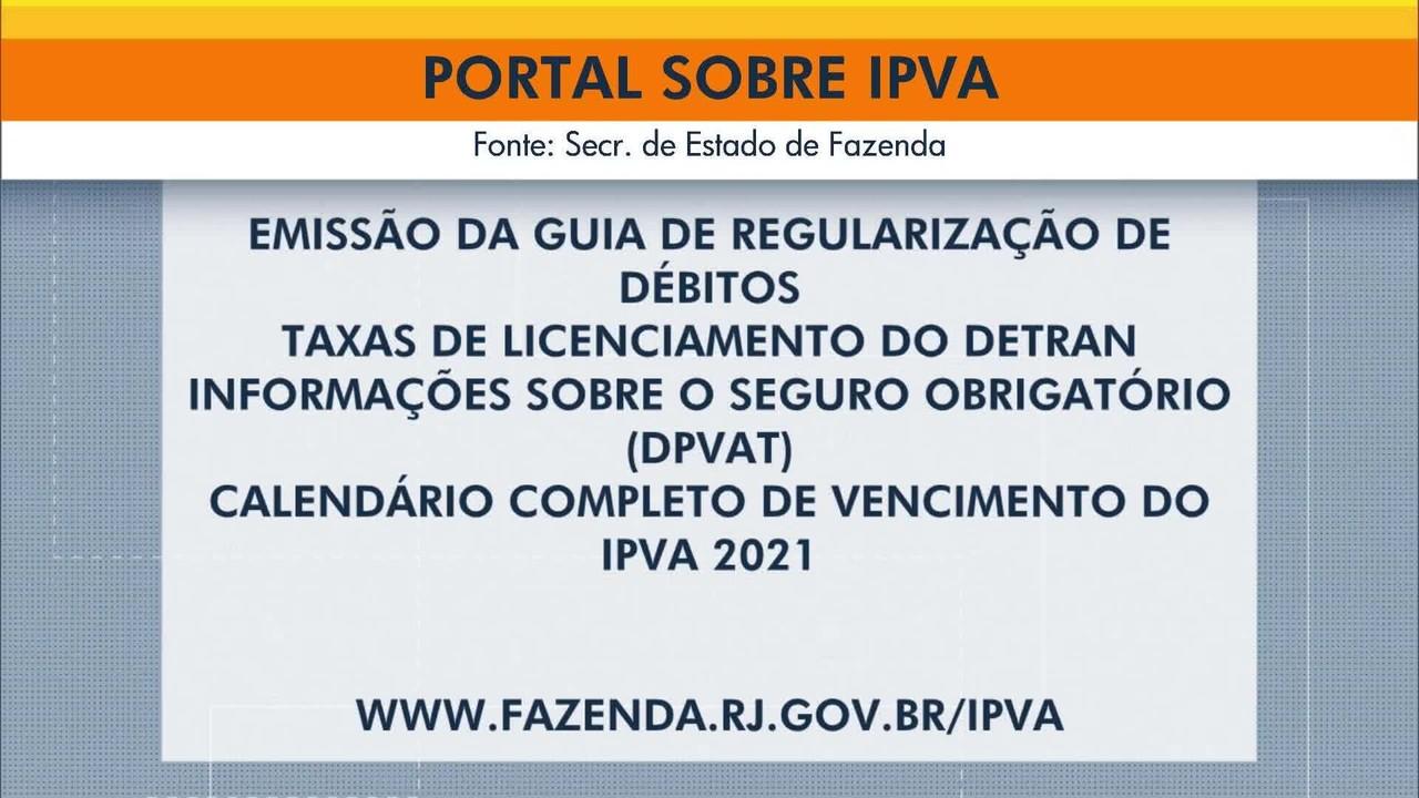 Secretaria de Estado de Fazenda lança portal do IPVA