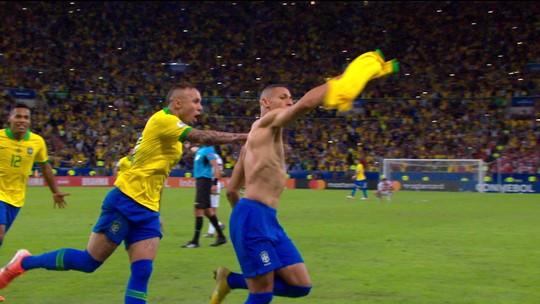 Hegemonia recente: Brasil ganhou 46% dos títulos da Copa América desde 1989