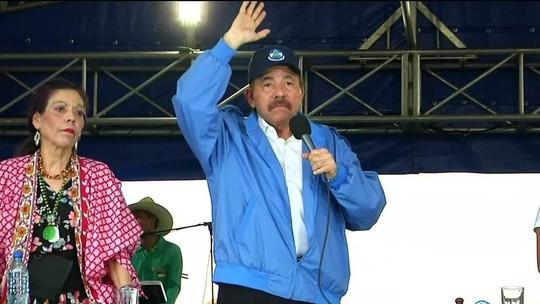 Ortega resiste no poder da Nicarágua mesmo com críticas