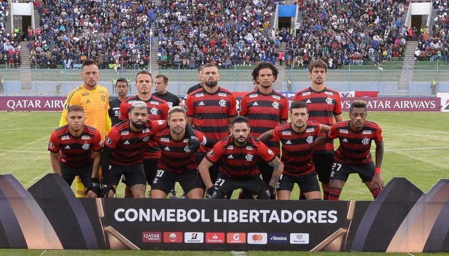 Análise: Flamengo supera os próprios limites na altitude e dá primeiro passo para ser copeiro