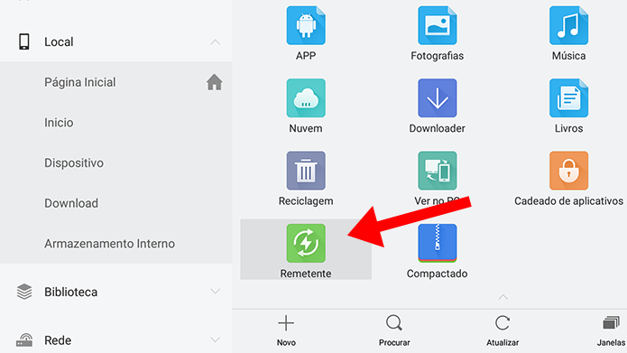Como instalar APK no Android TV | Media centers | TechTudo