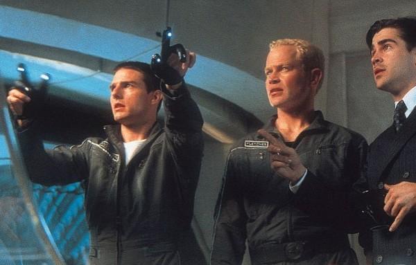 O ato Neal McDonough em cena de Minority Report (2002) (Foto: Reprodução)