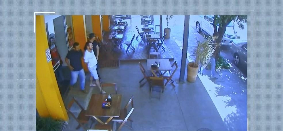 Traficante Cabeça Branca foi preso em Sorriso, em 2017  Foto: TV Centro América