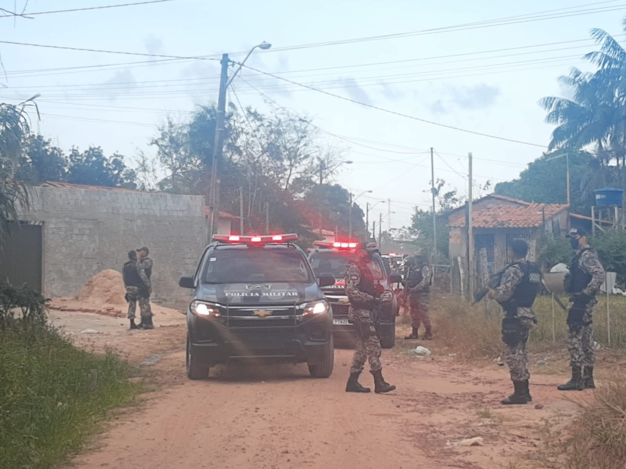 Após onda de violência e mortes, polícia realiza operação 'Ilha Segura' em São Luís