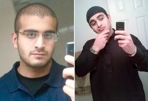 Omar Mateen é suspeito do atirar dentro de boate gay em Orlando (Foto: MySpace/AP)