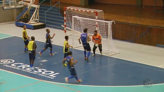 Pouso Alegre e Três Corações decidem a Taça EPTV de Futsal Sul de Minas