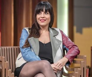 Daniela Ocampo apresenta projeto de série à Globo (Fábio Rocha/Globo)