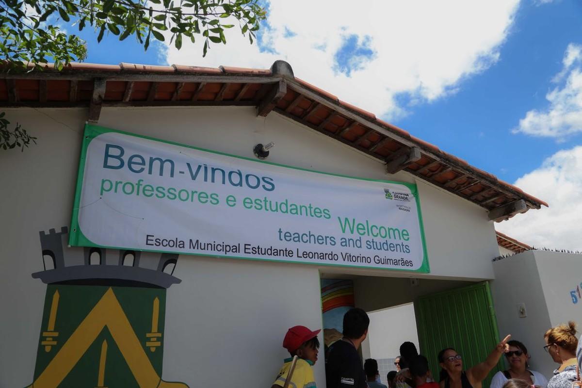 Divulgado calendário de matrículas nas escolas municipais de Campina Grande